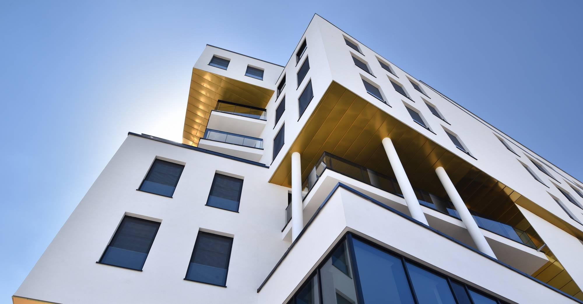 Villa contemporaine sic ingénierie bureau d etude en stabilité